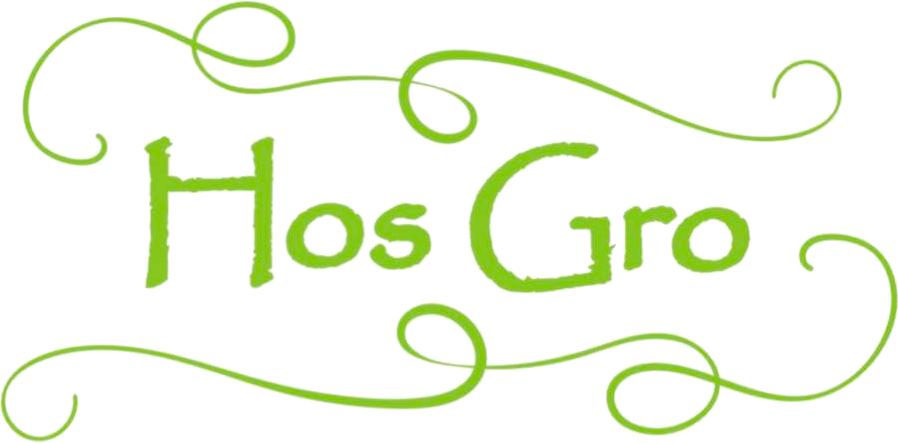 Hos Gro i Kragerø logo
